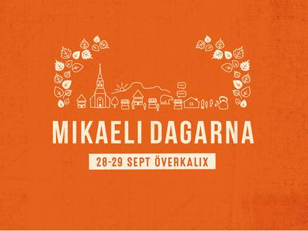 Mikaelidagarna 28-29 september